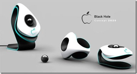 Apple Black Hole Concept at New Hi Tech Gadgets | iPhone ...