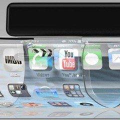 iPhone : Flexible Bracelet Concept