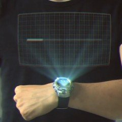 Retro 3D Hologram Watch (After Effects)