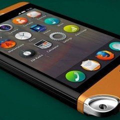 Firefox Mobile Phone Concept