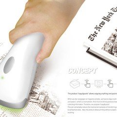 Portable Scanner Concept
