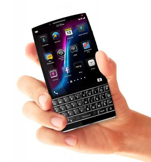 BlackBerry Q401