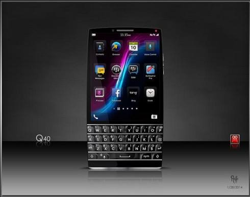 BlackBerry Q402