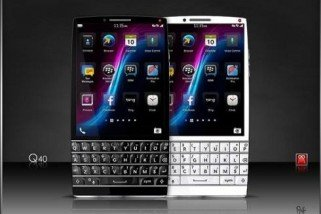 BlackBerry Q40 Concept