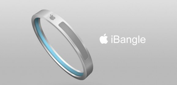 iPod's Future : iBangle MP3 Player Gadget