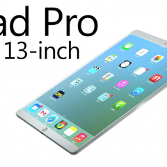iPad Pro 13 inch with 4K Display & OS X