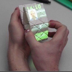 Smartphone Concept, That Changes Its Shape