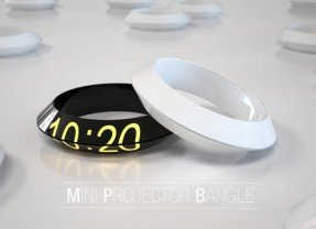 Mini Projector Bangle