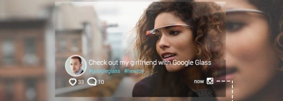 Google Glass 3 Version Concept