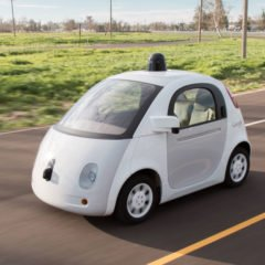 Google Self Driving Car (Say Hello to Waymo)