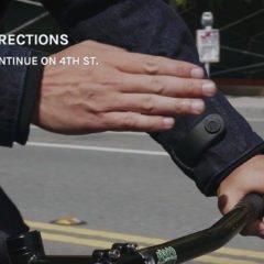 Google & Levi's Commuter Smart Jacket