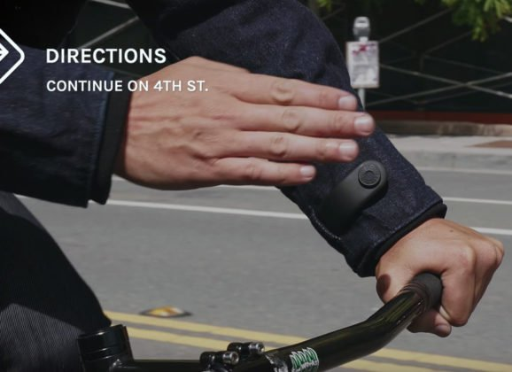 Google & Levi's Commuter Smart Jacket