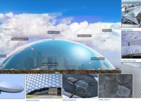 Climate Controlled Domed City: Coming Soon in Dubai