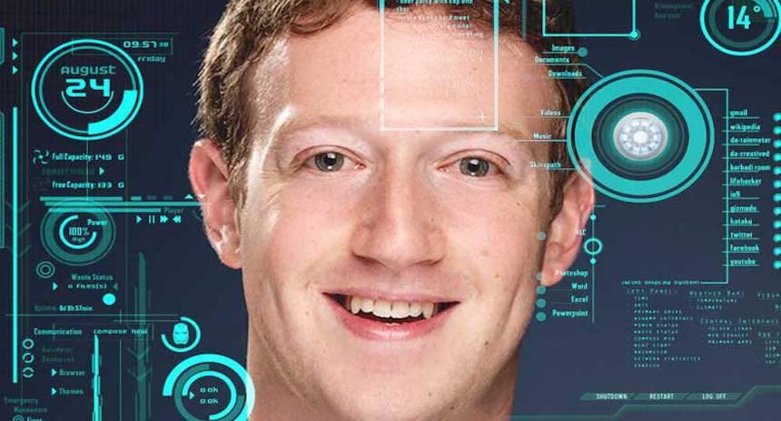 Mark Zuckerberg's artificial intelligence