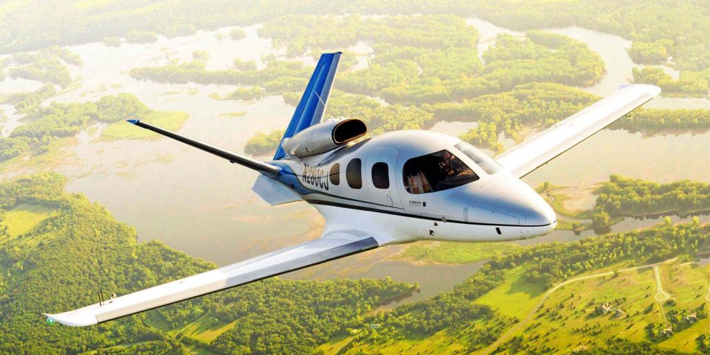 Cirrus Vision Private Jet
