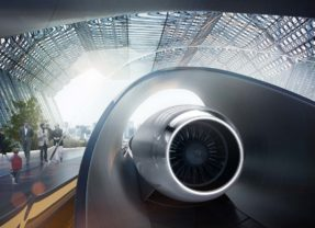 Hyperloop – Fifth Mode of Transportation in Future