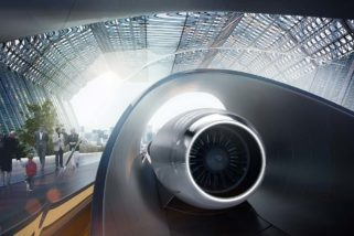 Hyperloop – Fifth Mode of Transportation in Future