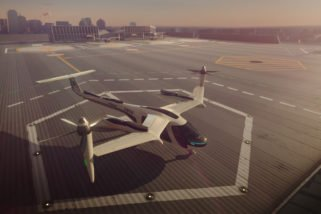 Uber's Dream to Take Over the Sky via Uber Flying Cars
